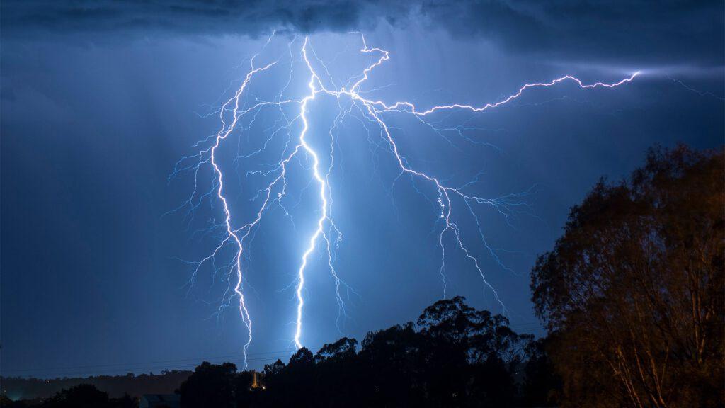storm phobia